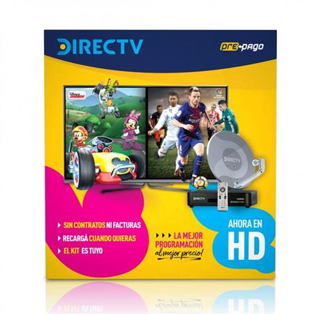 ANTENA DIRECT TV PREPAGA 46CM
