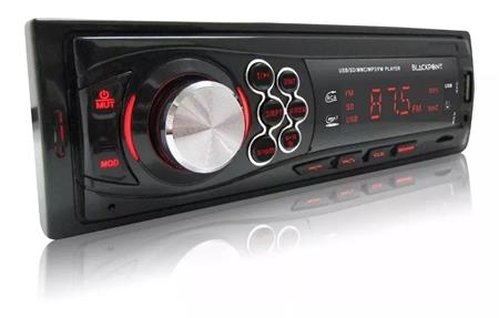 AUTOESTEREO BLACK POINT X-22 BLUETOOTH FRENTE FIJO