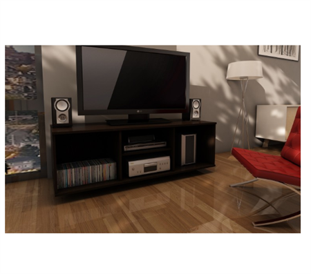 MESA DE TV RACK CENTRO ESTANT MT-4000 TV HASTA 55""