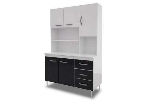 Mueble Aparador Para Cocina.Mueble Aparador De Cocina Delos Dl 634 120 Cm Dacar Hogar